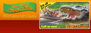 Tom & Jerry's Airboat Rides