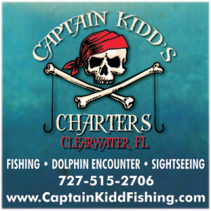 Captain Kidd's Charters – Clearwater